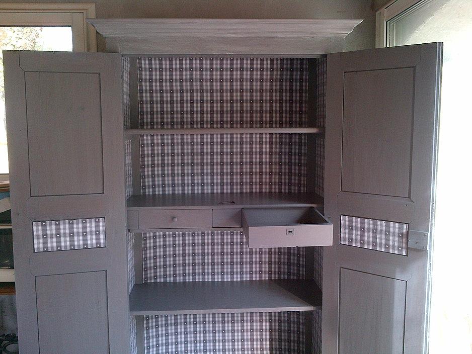 Plaque de marbre pour cuisine cuisine en plaqu bois en for Recouvrir armoire cuisine