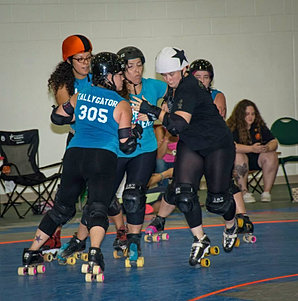 MVCR walls up to trap the Jammer