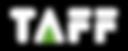 2020.02.06 logo taff outline invertiert.