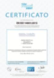 Certificazione 14001:2015