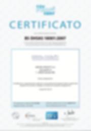 Certificazione 18001:2007