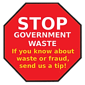Stop Government Waste Tip Line