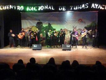 Viaje a Huamanga