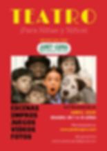 Teatro niños y niñas por Janet Capra Actors