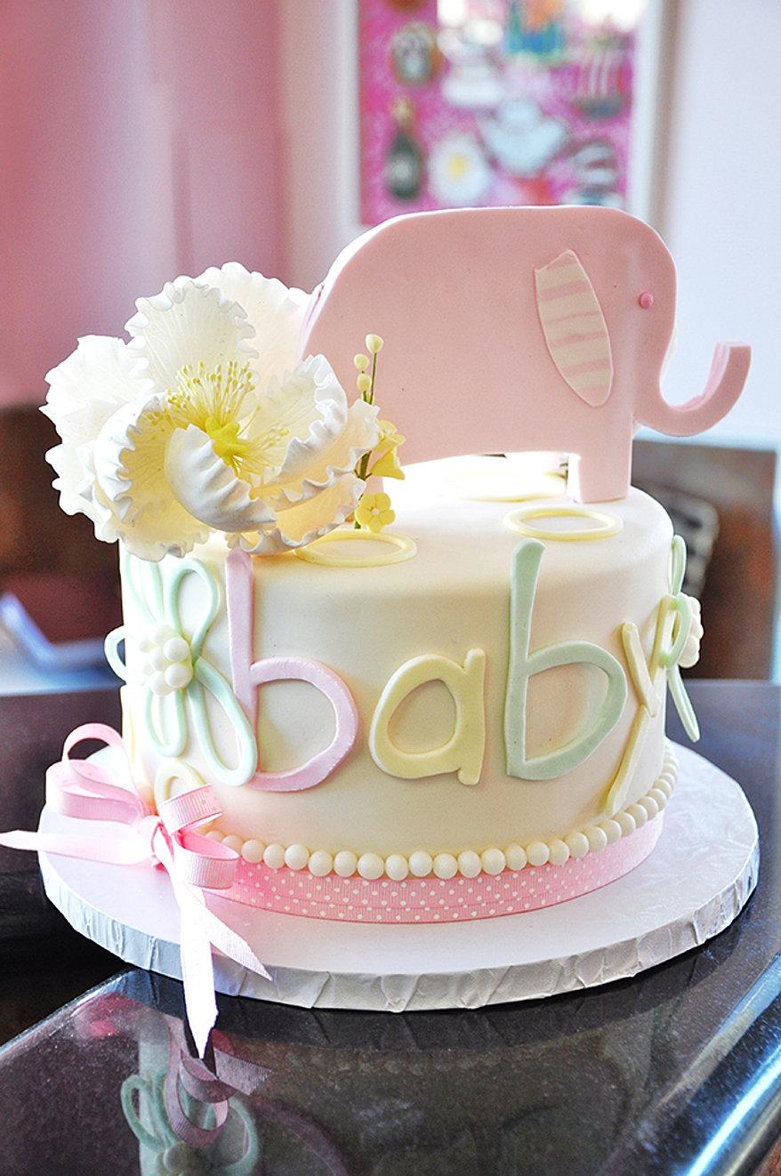 A And J Cake Decorating Glendora : Baby Cake Gallery The Cake Mamas Bakery Glendora, CA
