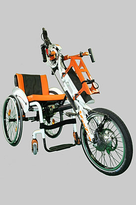Electric Assist Handcycle