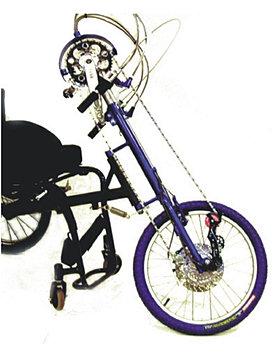 HANDCYCLE Da Vinci Veloce 24 Speed