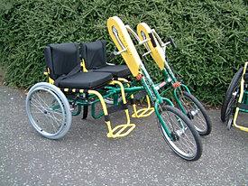 HANDCYCLE Da Vinci Wheeleasy