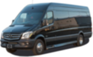 Sprinter Limo & Shuttle Black