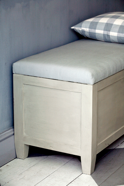 Varholmen Storage Ottoman Upholstered Swedish Furniture Bespoke Furniture Nordshape Kings