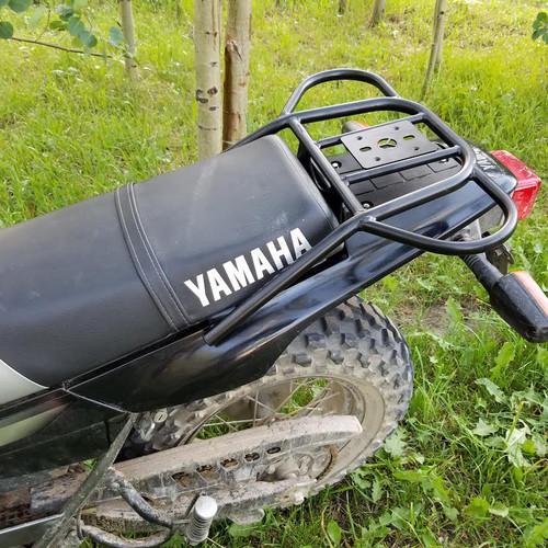 Yamaha Tw Racks
