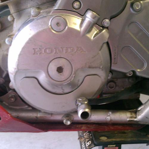 Manracks Honda Xr650l Racks