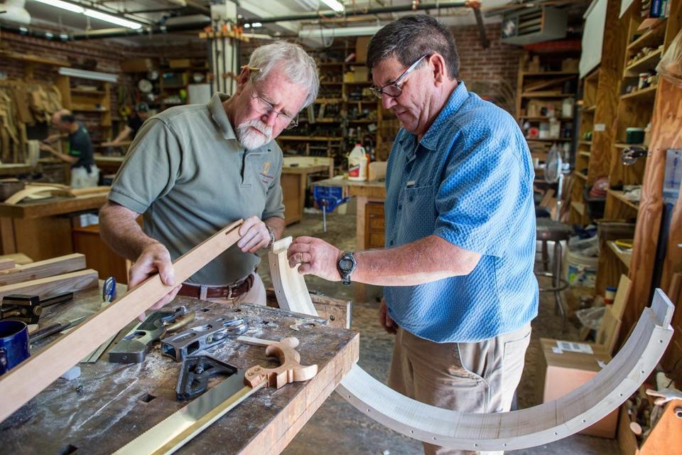 Beverly Shop A Woodworking Mecca Maureen Mullen Freelance