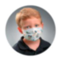 Маска Child's Face Mask