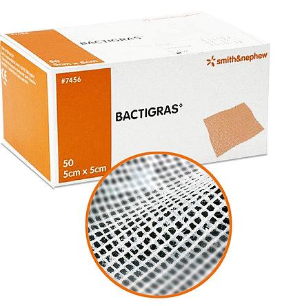 Bactigras инструкция