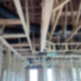 New construction inspection, framing inspection
