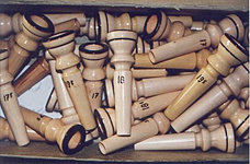 Alphorn Mouthpieces