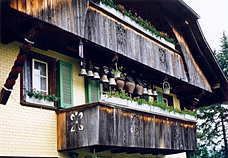 Farmer's House in the Emmental
