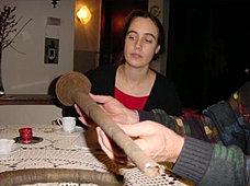 Tiba from Ticino (rusted)