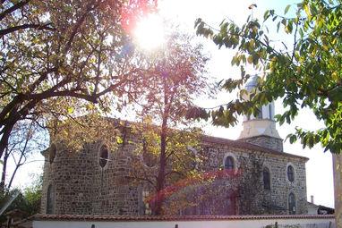 """Каменната църква """"Св. Георги Победоносец"""""""