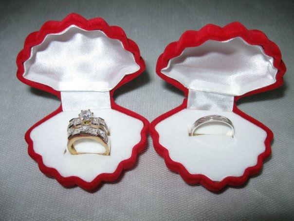 Bague de mariage casablanca