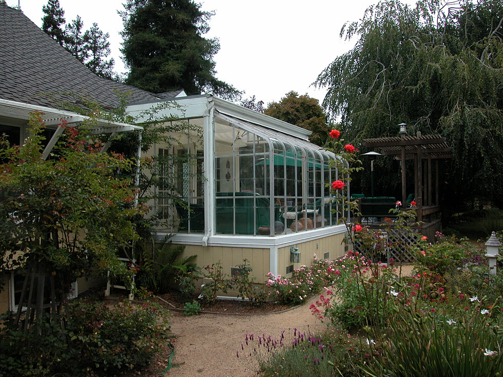 Buena vista sunrooms sunroom greenhouse skylight solarium for Greenhouse skylights