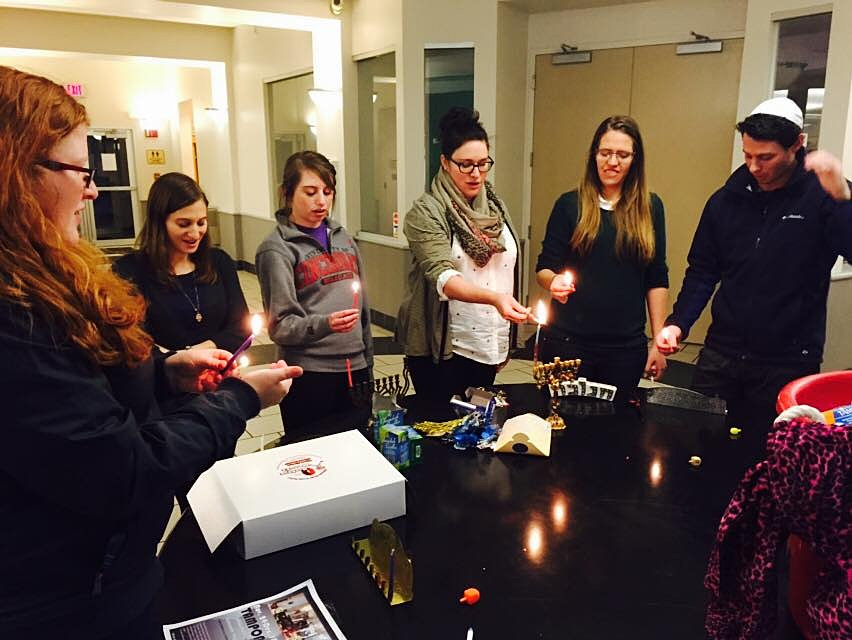 OSU Hillel - Wexner Jewish Student Center   Ritual Life