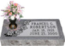 Terms of Emdearment by NJ Monument Company