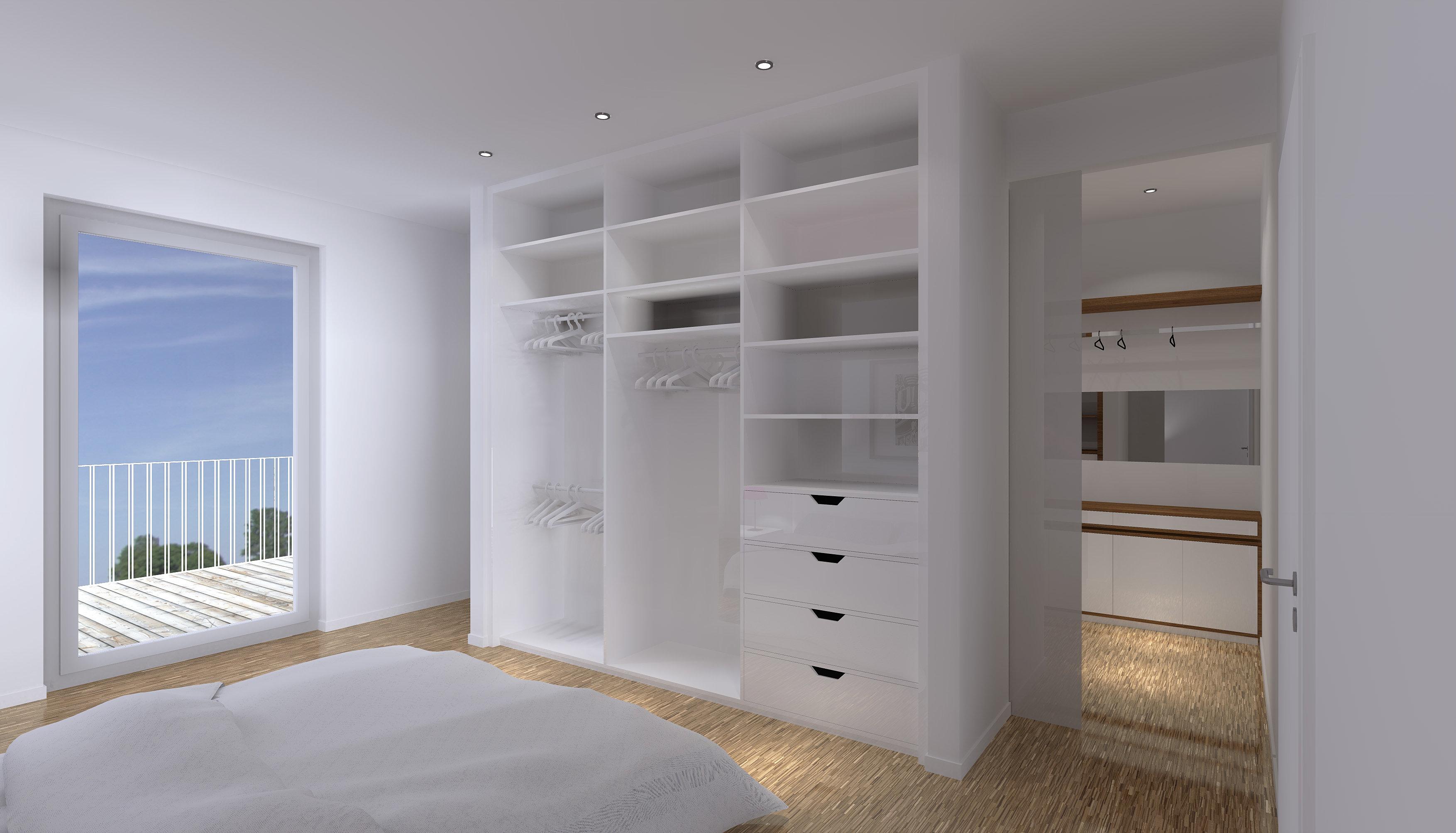 architektur innenarchitektur visualisierung design leipzig kleiderschrank offen. Black Bedroom Furniture Sets. Home Design Ideas