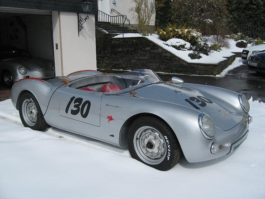 Porsche 356 550 Spyder Speedster Parts