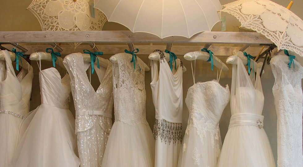 helena fortley bridal boutique wedding dress shop surrey