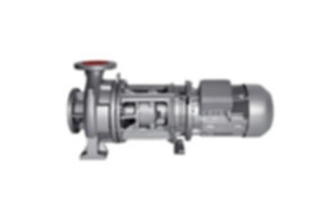 High Temperature Block Design Volute Casing Pump