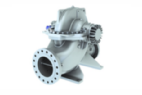 BB1 - Axially Split Casing Double Suction Pump