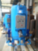BCU Pressure Vessel/ Tank Fabrication