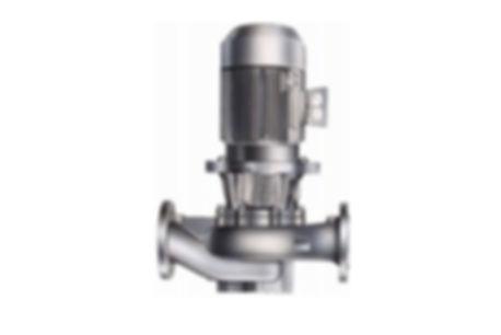 In-line Volute Casing Centrifugal pump