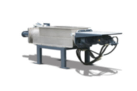 Twin Screw Auger Feeder