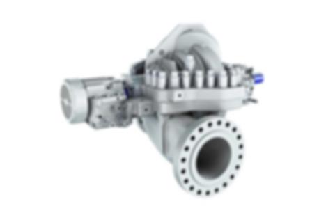 BB1 - Axially Split Multi-stage Pump