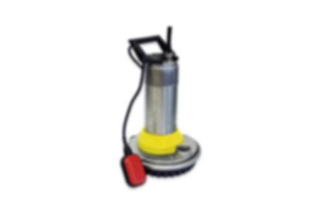 Vortex Impeller Compact Waste Water  Pump