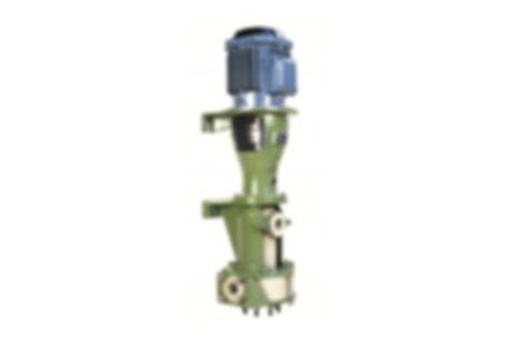 Vertical External Plastic Pump