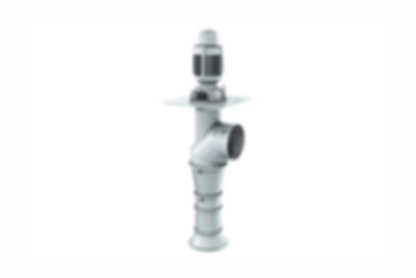 VS3 - Vertical Propeller Pump