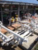 BCU Piping System Fabrication
