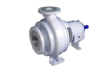 Non Clog End Suction Centrifugal Pump