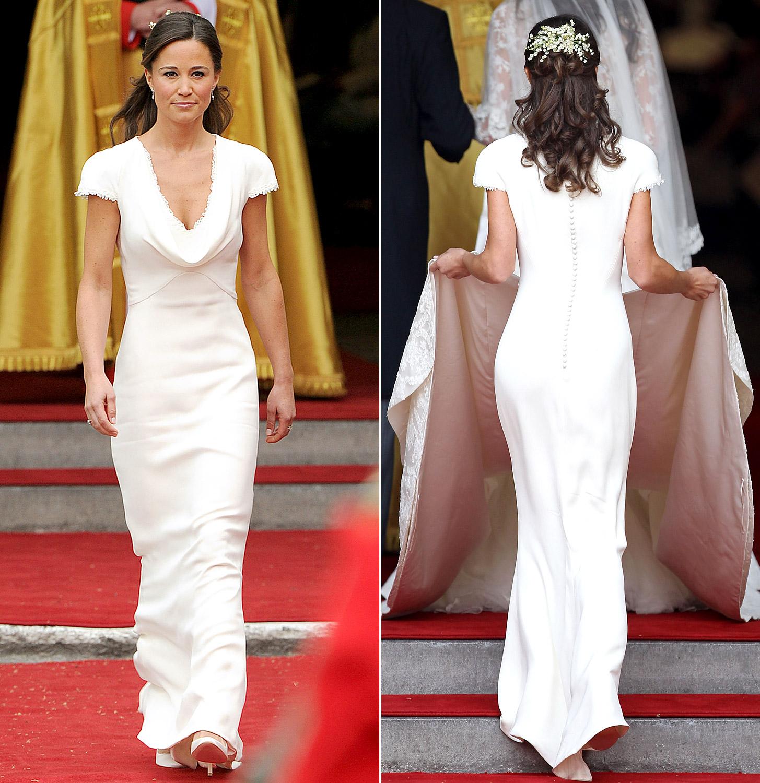 Ziemlich Empfang Kleid Hochzeit Ideen - Brautkleider Ideen ...