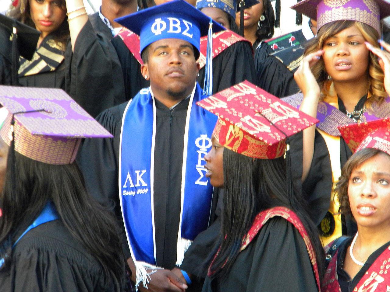 An Ethnic Celebration Graduation Wear
