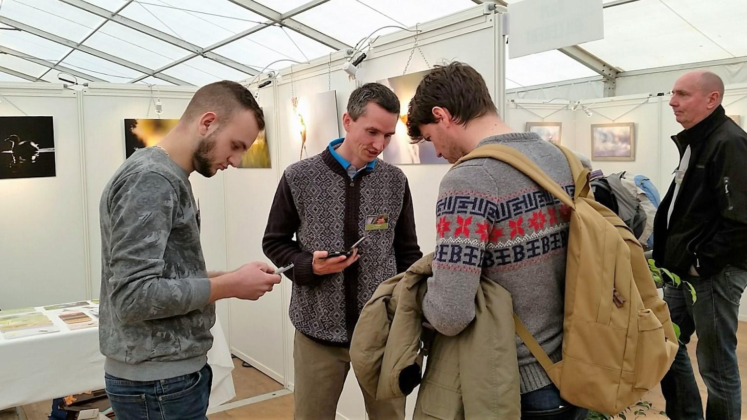 Expo de Karl Gillebert