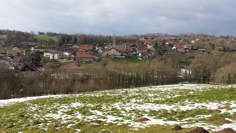 Athose, le village de Fabien