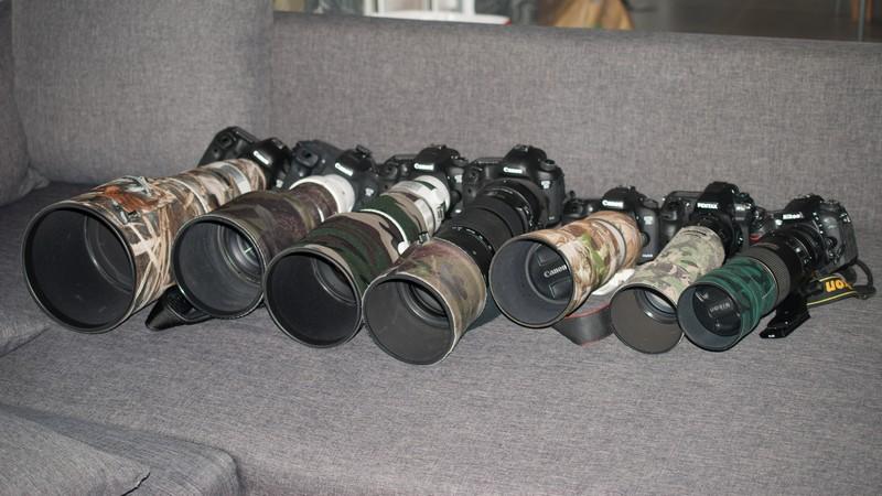rencontre photographique - les différents boitiers