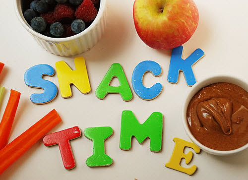Image result for snack time clipart