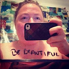BE BEAUTIFUL day #13