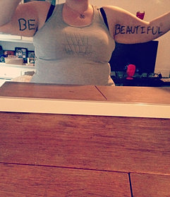 BE BEAUTIFUL day #2